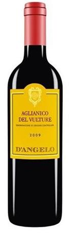 dAngelo Aglianico del Vulture
